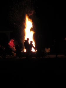Giant Campfire