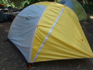 REI Half Dome 2 Plus Outside