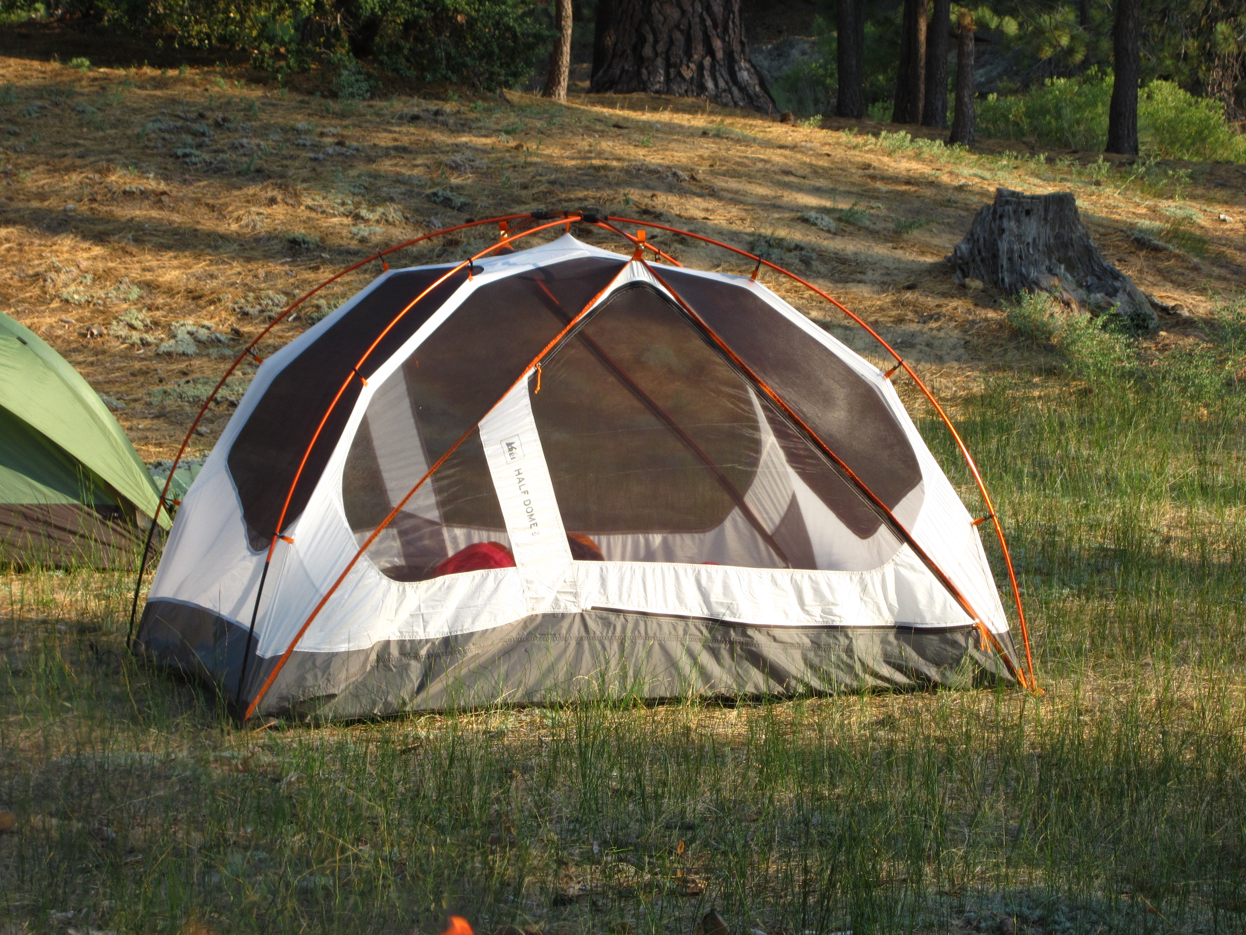 ... REI Half Dome 2 Plus & REI Half Dome 2 Plus Tent Review   Teen Hiker