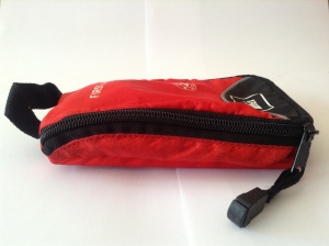 Side View of REI Day Pack First-Aid KIt