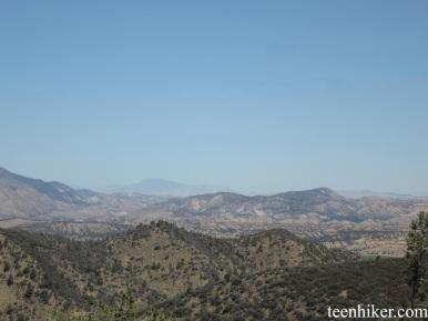 View of the Desert
