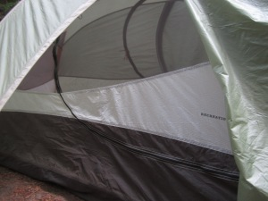REI Quarter Dome UL Inside