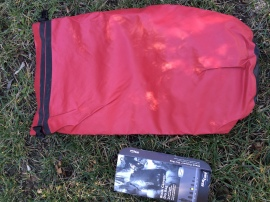 SealLine Black Canyon Dry Bag Open