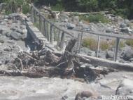 Bridge Crossing on White River